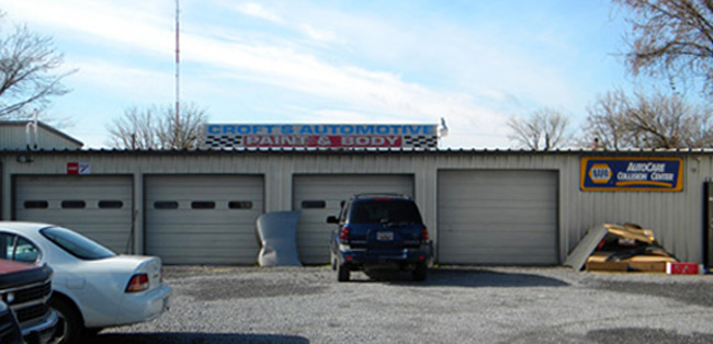 auto repair body shop rock hill sc croft 39 s garage